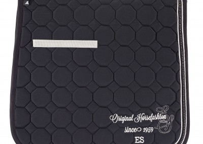 Euro-Star_SaddlePad_Crystal_black_