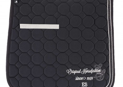 Euro-Star_Sommer2016_SaddlePad_Crystal_black_n