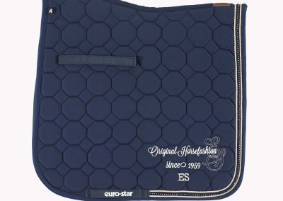 Euro-Star_Sommer2016_SaddlePad_Crystal_navy_n